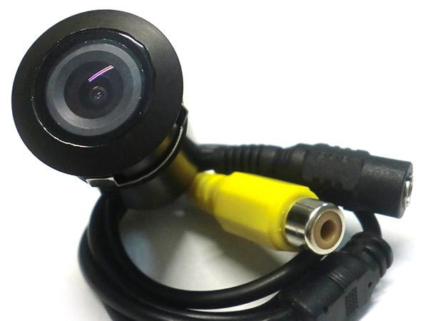 Telecamera Retromarcia Da Incasso Foro 22mm Sensore CMD Visione Notturna 12V Auto - KIT