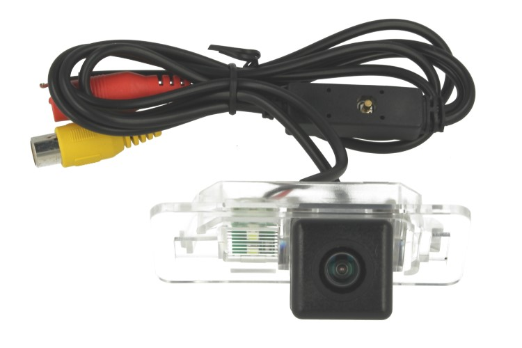 Telecamera Posteriore Per Luce Targa Specifica BMW Serie 3 2008-2010 Serie 5 X5 X6 2011-2012 - KIT