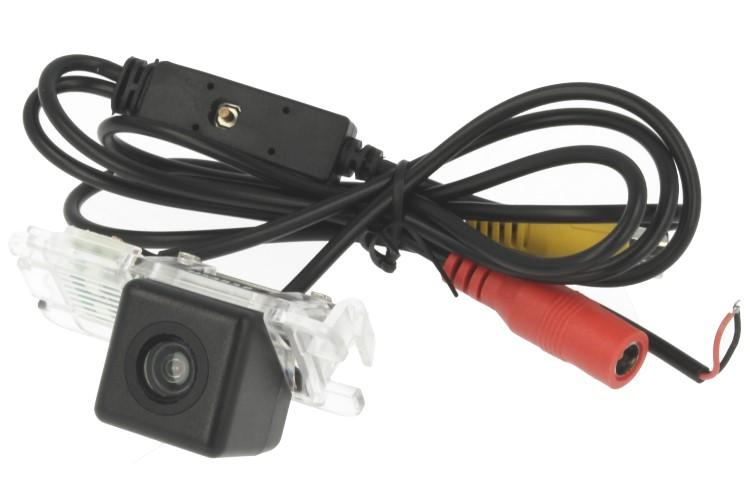 Telecamera Posteriore Per Luce Targa Specifica Ford Mondeo 2007 2011 Carnival SMAX - KIT