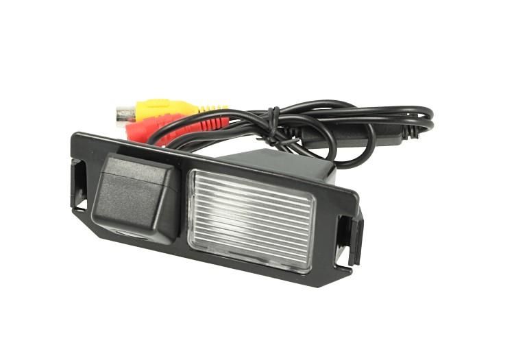 Telecamera Posteriore Per Luce Targa Specifica Hyundai I30 2009 Linea Guida Effetto Specchio Selezionabile - KIT