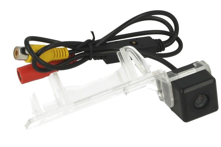Telecamera Posteriore Per Luce Targa Specifica Mercedes Benz Smart Linea Guida Effetto Specchio Selezionabile - KIT