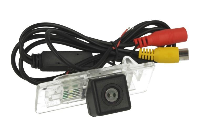 Telecamera Posteriore Per Luce Targa Specifica Audi A4L A6L Q5 Q3 A7 RS5 A1 Luci Led Incluso 2003-2012 - KIT