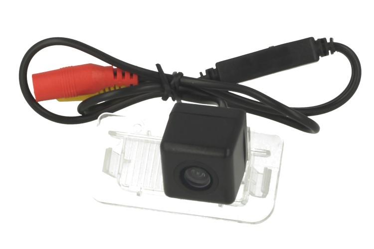 Telecamera Posteriore Per Luce Targa Specifica Mercedes Benz B180 B200 2012 Linea Guida Effetto Specchio Selezionabile - KIT