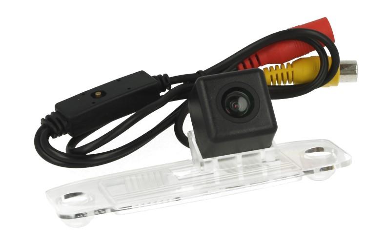 Telecamera Posteriore Per Luce Targa Specifica Hyundai Elantra Tucson Accent Sorento Terra Card Sonata 8 2011-2013 - KIT