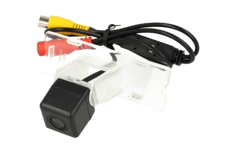 Telecamera Posteriore Per Luce Targa Specifica Suzuki Swift 2013 Linea Guida Effetto Specchio Selezionabile - KIT