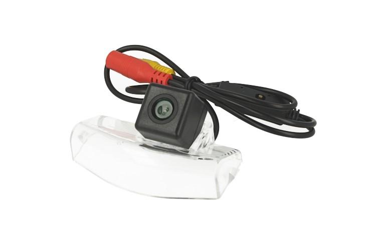Telecamera Posteriore Per Luce Targa Specifica Mazda CX-5 Mazda 6 Pentium B50 B90 Linea Guida Effetto Specchio Selezionabile - KIT