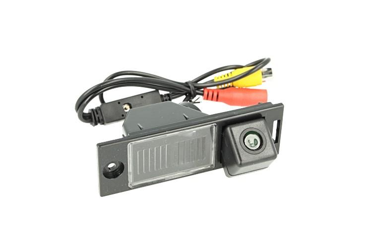 Telecamera Posteriore Per Luce Targa Specifica Hyundai IX35 2014 Linea Guida Effetto Specchio Selezionabile - KIT