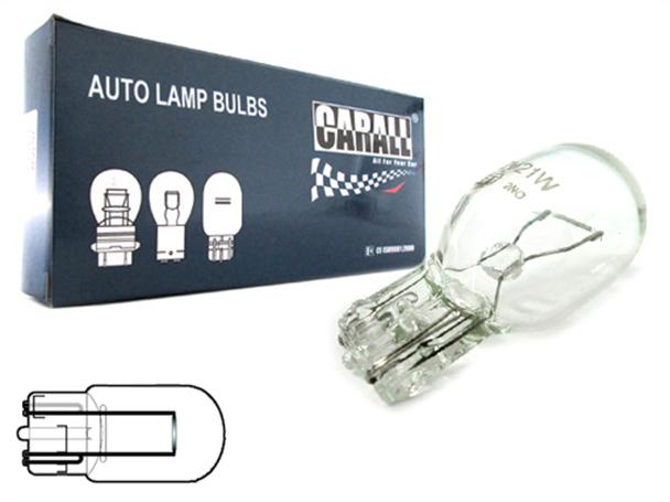 10 Pezzi Lampada Alogena T20 W21W 12V 21W - Confezione