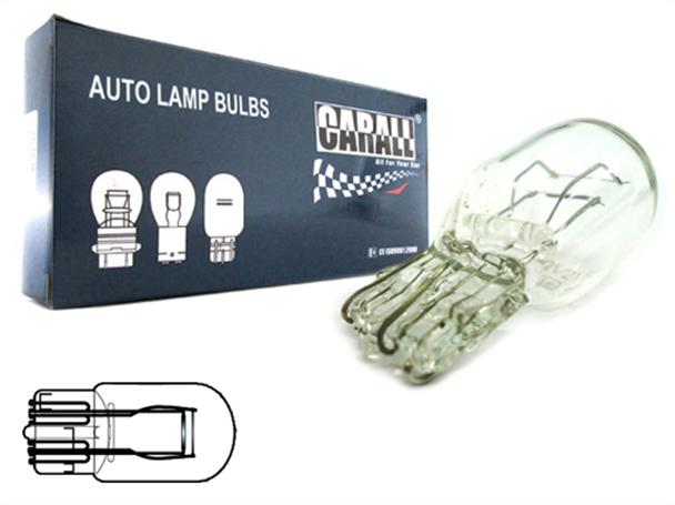 10 Pezzi Lampada Alogena T20 W21/5W 12V 21/5W - Confezione
