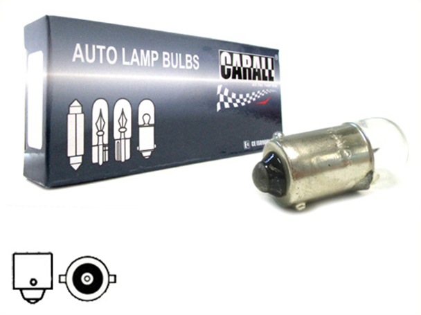 10 Pezzi Lampada Alogena BA9S T2W 12V 2W - Confezione