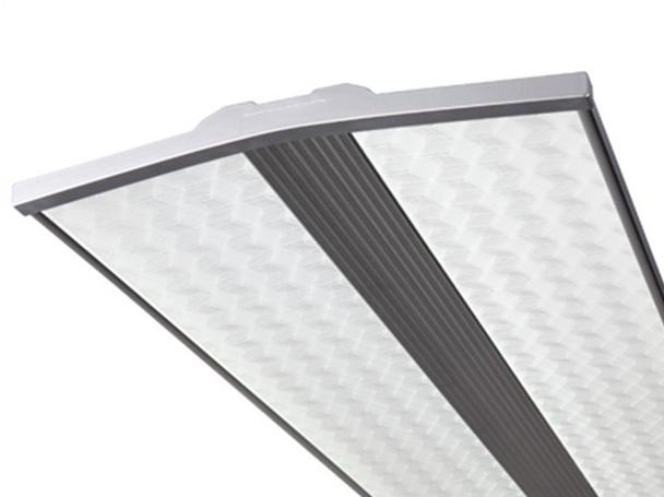 Pannello Led Rettangolare 45W Bianco Caldo Dimmerabile 220V Lampadario A Sospensione 80X30 cm - KIT