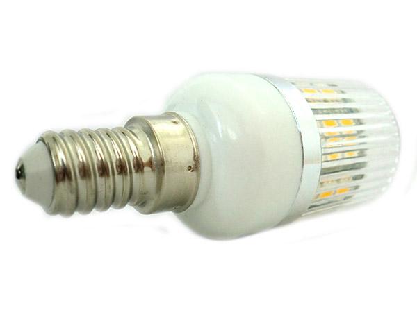 Lampada Led E14 12V 24V 4W Bianco Neutro 30 Smd 2835 - PZ