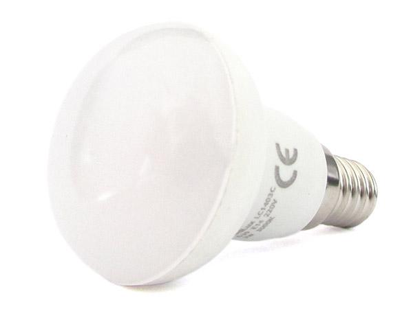 Lampada Faretto LED E14 R39 3W=25W Bianco Caldo 3000K 220V Diametro 39mm SKU-210 - PZ