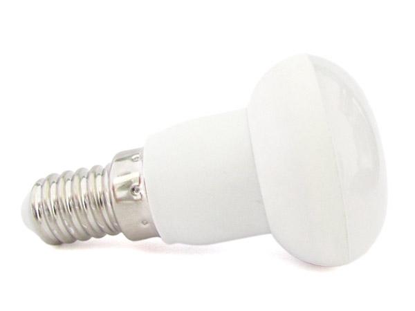 Lampada Faretto LED E14 R39 3W=30W Bianco Freddo Ghiaccio 6000K 220V Diametro 39mm SKU-212 - PZ