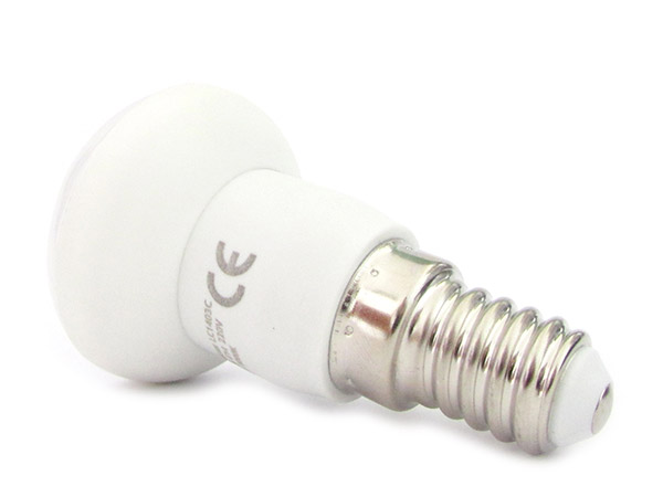 Lampada Faretto LED E14 R39 3W=30W Bianco Neutro Naturale 4500K 220V Diametro 39mm SKU-211 - PZ