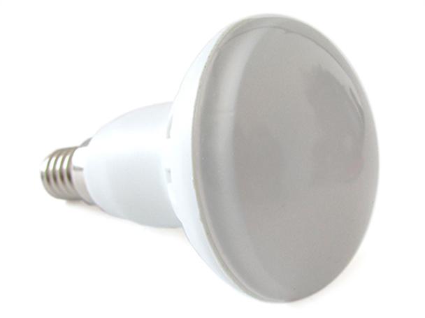 Lampada LED E14 R50 PAR16 5W = 50W 220V Bianco Caldo 3000K SKU-138 - PZ