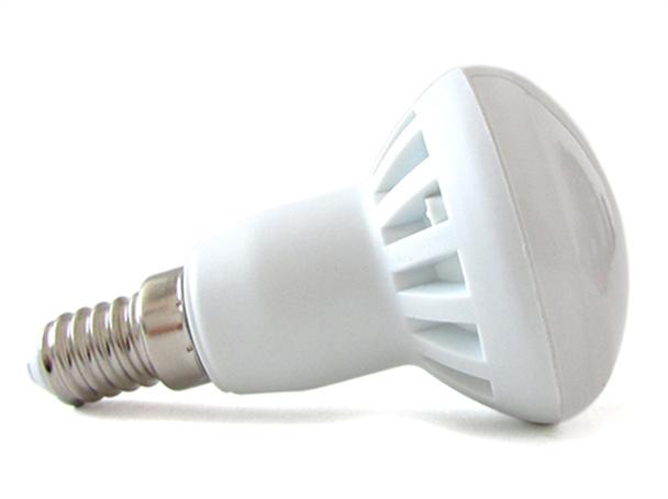 Lampada LED E14 R50 PAR16 5W = 50W 220V Bianco Neutro 4000K SKU-139 - PZ