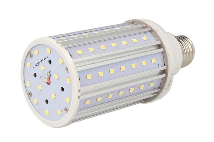 Lampada LED E27 AC/DC 12V 24V 15W Bianco Neutro Per Officina - PZ