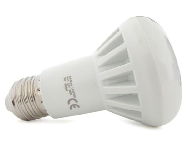 Lampada LED E27 R63 PAR20 Riflettore 7W=60W 220V Bianco Neutro 4000K SKU-142 - PZ