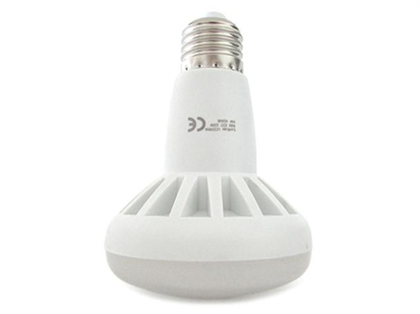 Lampada LED E27 R80 Riflettore 9W=90W 220V Bianco Caldo 3000K SKU-135 - PZ