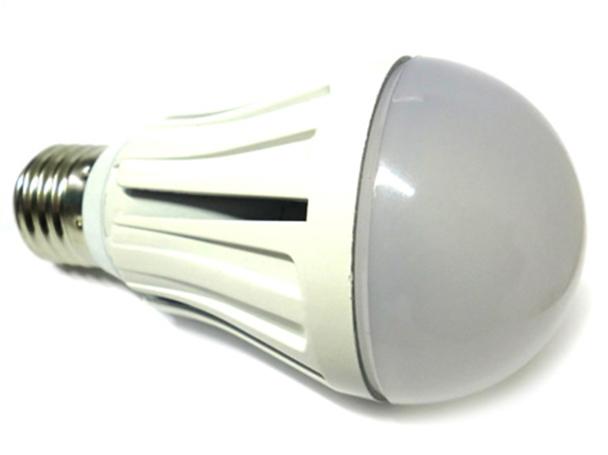 Lampada Led E27 A60 Bulbo 10W=75W 220V Bianco Caldo 2800K 21 Smd 5630 SKU-228 - PZ