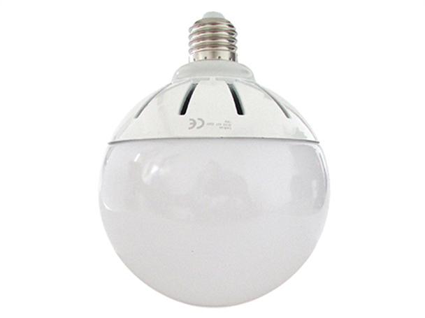 Lampada LED E27 Globo Opaca Sfera G120 20W=180W Bianco Caldo 3000K SKU-225 - PZ