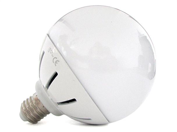 Lampada LED E27 Globo Opaca Sfera G120 18W=180W Bianco Neutro 4200K SKU-226 - PZ