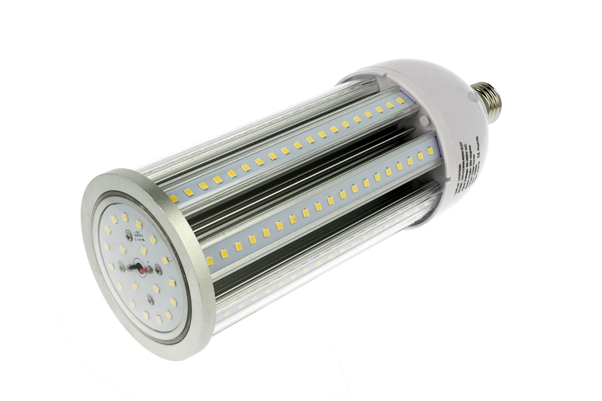 Lampada LED E27 60W 220V Pannocchia Mais Bianco Neutro 360 Gradi - PZ