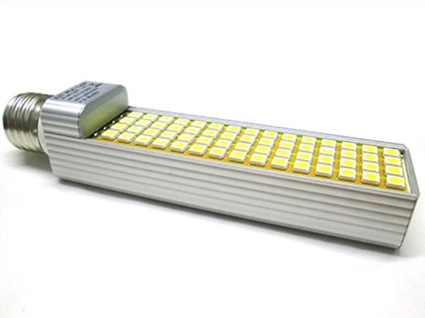 Lampada LED E27 PLC 220V 12W 60 SMD 5050 Bianco Freddo Basso Consumo - PZ