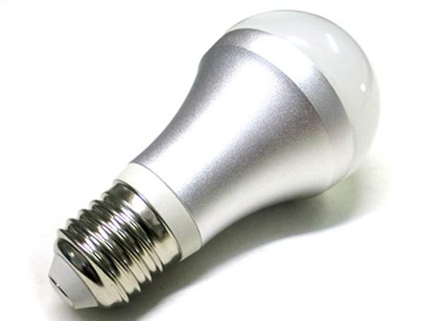 Lampada LED E27 A60 Sfera 6W=50W 220V Bianco Neutro 4200K - PZ