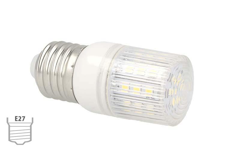 Lampada Led E27 5W 220V Bianco Naturale - PZ