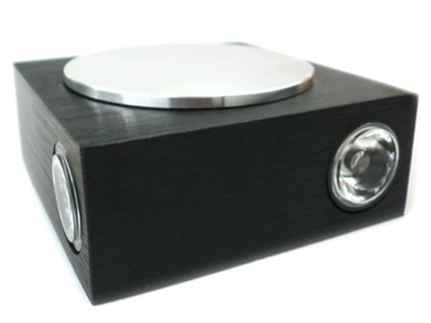 Applique Led Lampada Faretto Da Muro 4X1W 220V Quadrata Bianco Freddo - PZ