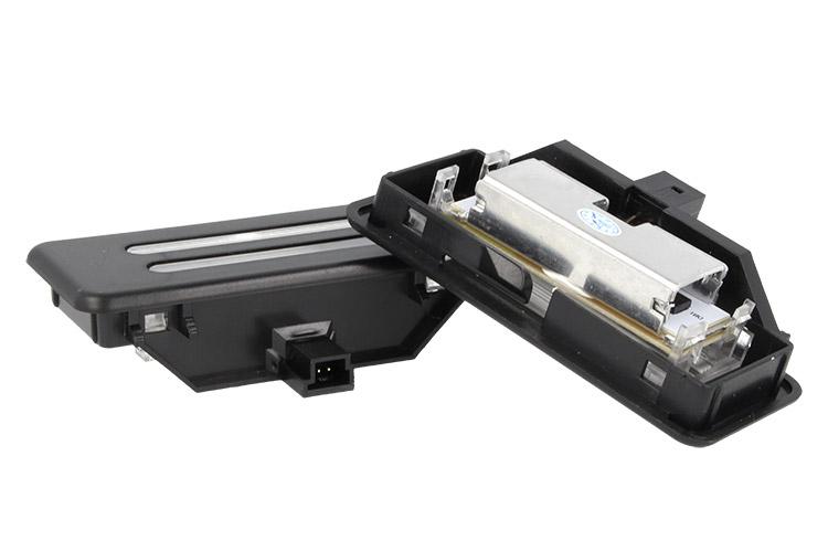 Kit Luci Led Di Cortesia Alette Parasole BMW E60 E60N E61 E61N E90 E90N E91 E91N E92 E92N E70 E71 E84 F25 X3 - KIT