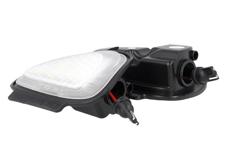 Kit Luci Led Di Cortesia Sotto Specchietto Retrovisore VW Golf 6 GTI Cabriolet Touran - KIT