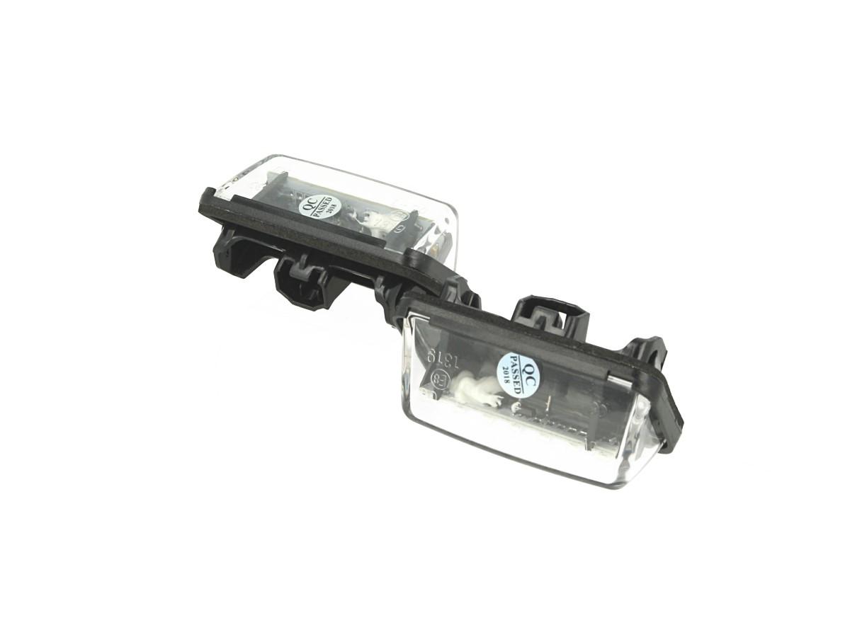 Kit Luci Targa Led Toyota Prius ZVW5OEM 81270 33110 Alpard Vellfire HV AGH3 AYH30 GGH3 Canbus No Errore - KIT