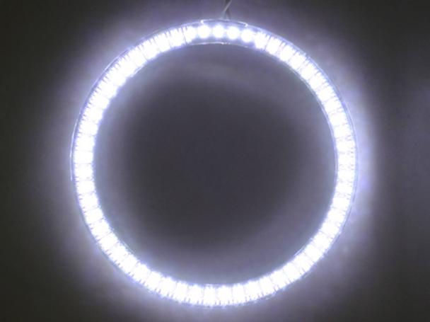 Coppia Angel Eyes Ring Anello Led Diametro 80mm - PAIO