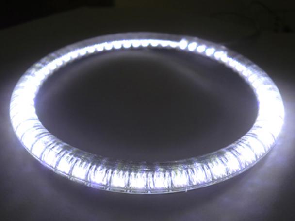 Coppia Angel Eyes Ring Anello Led Diametro 90mm - PAIO
