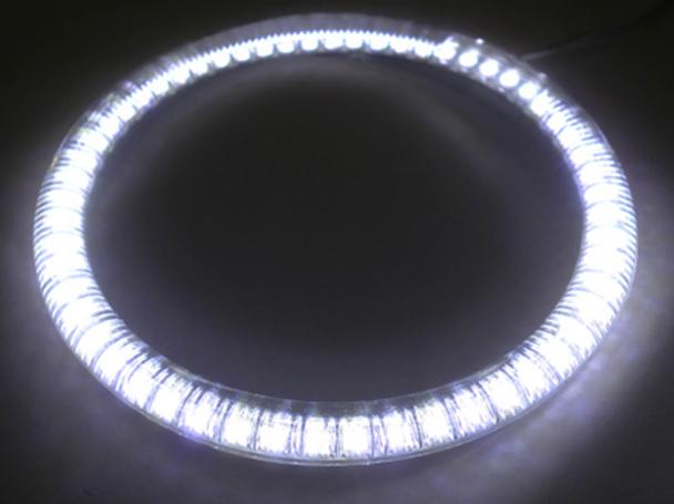 Coppia Angel Eyes Ring Anello Led Diametro 115mm - PAIO