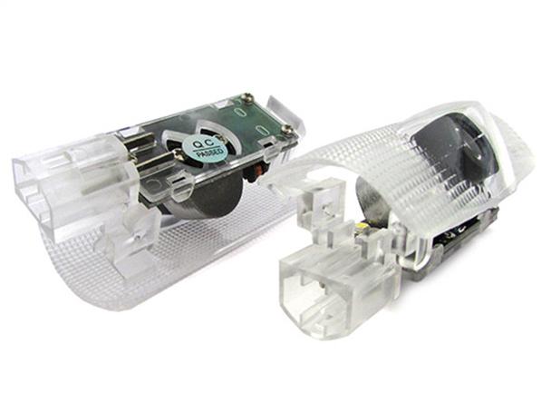 Kit Luci Led Logo Proiettori Auto Portiere Lexus LS ES IS LZ RX GS GX Senza Modifica - KIT
