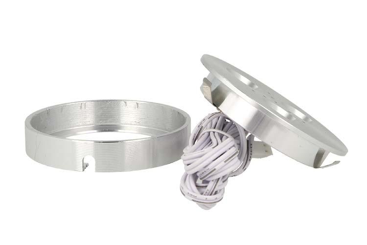 Plafoniere 12 Volt Per Camper : Mini plafoniera luce led slim 3w 12v bianco neutro per camper