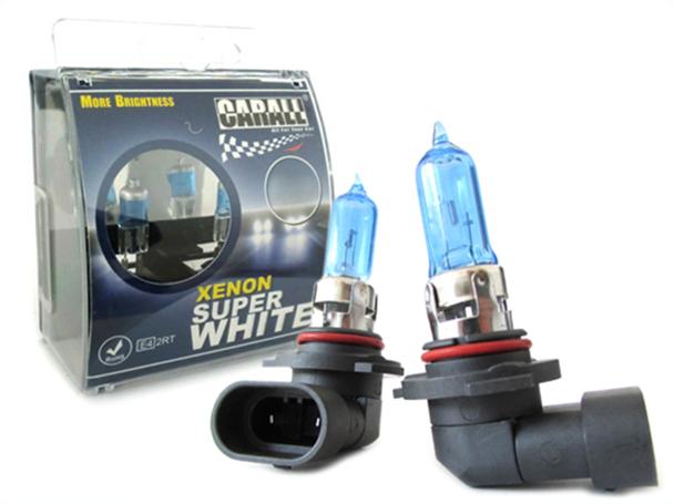 Lampada 9005 HB3 12V 65W P20d Con Effetto XENON Bianco - PAIO