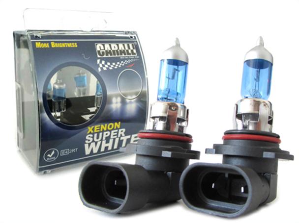Lampada 9006 HB4 12V 55W P22d Con Effetto XENON Bianco - PAIO