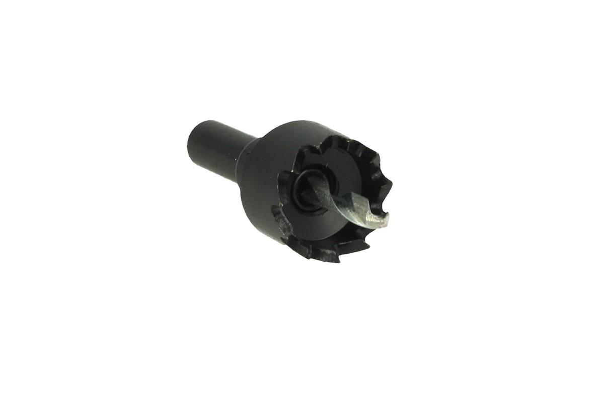 Fresa A Tazza Metallo Diametro 18,5mm Per Plastica Legno SP8014 SP8164 KR0118 KR0225 KR2005 - KIT