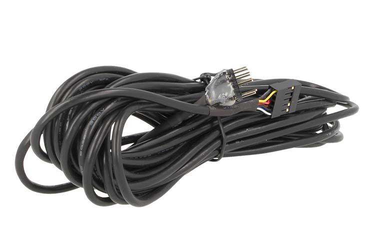 Prolunga Display Sensore di Parcheggio 7 PIN 6 Metri Per SP3164 SP9164 SP3168 SP8164 - PZ