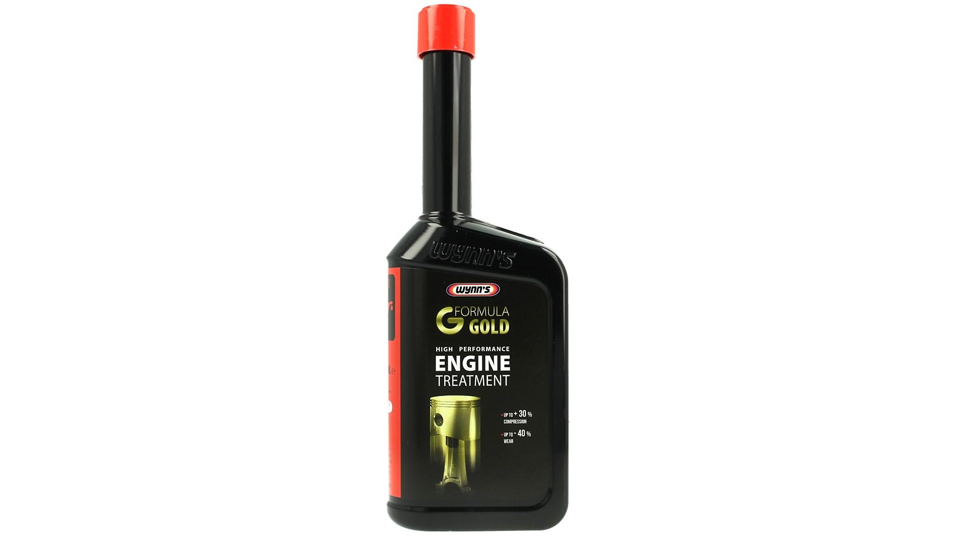 Wynns High Performance Engine Treatment Formual Gold Aumenta Compressione Riduce Usura 500ml - PZ
