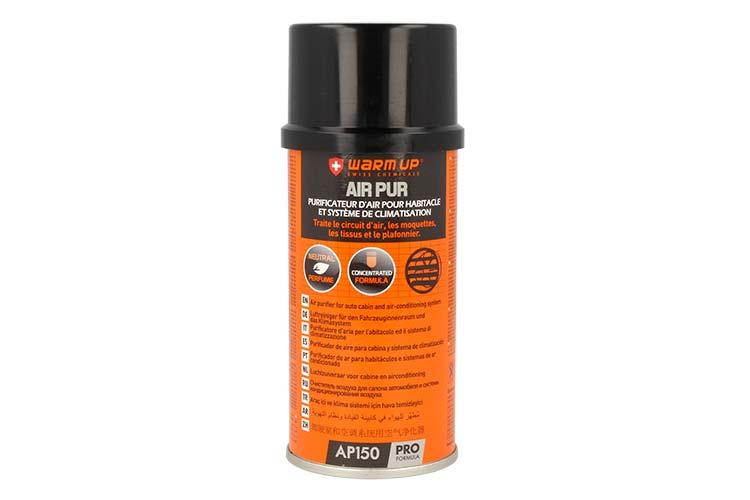 WARM UP AIR PUR AP150 Purificatore D`aria Per Abitacolo e Sistema di Climatizzazione 150ml - PZ