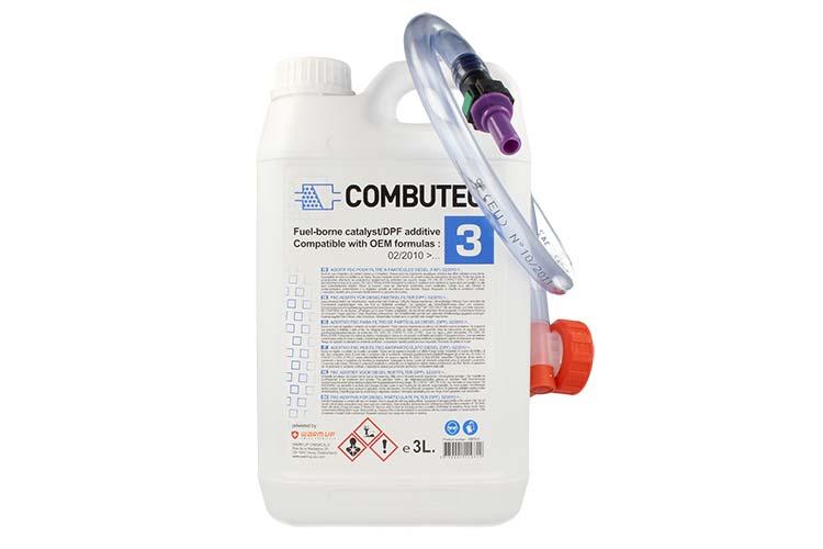 WARM UP COMBUTEC 3 CBT3-3 Cerina Additivo FBC OEM Per FAP Compatibile con Eolys Powerflex 3 Litri - PZ