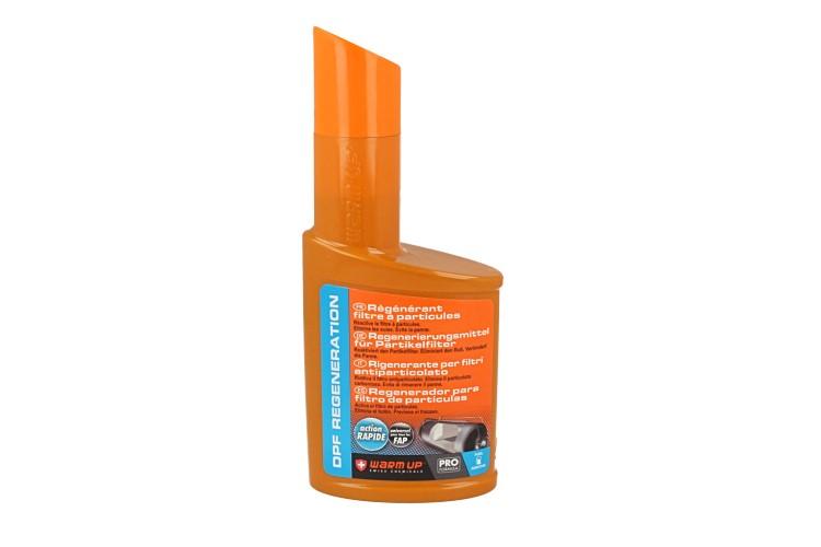 WARM UP DPF FAP Rigenerante Filtri Antiparticolato DR300 Addittivo Trattamento Preventivo FAP 300ml - PZ