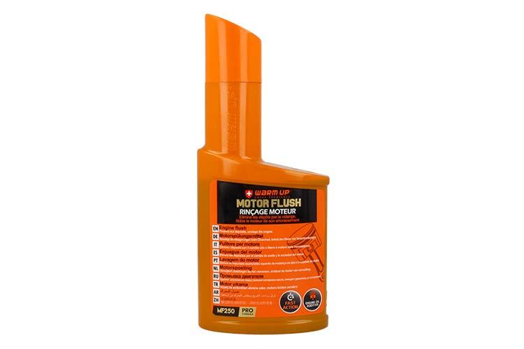 WARM UP Motor Flush MF250 Disincrostante Pulitore Circuito Olio Motore e Cambio 250ml - PZ