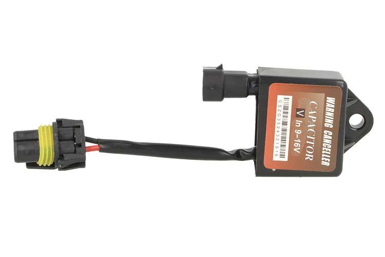 Condensatore Warning Canceller Xenon 12V Per Spia Accesa Sfarfallio Luce - PZ